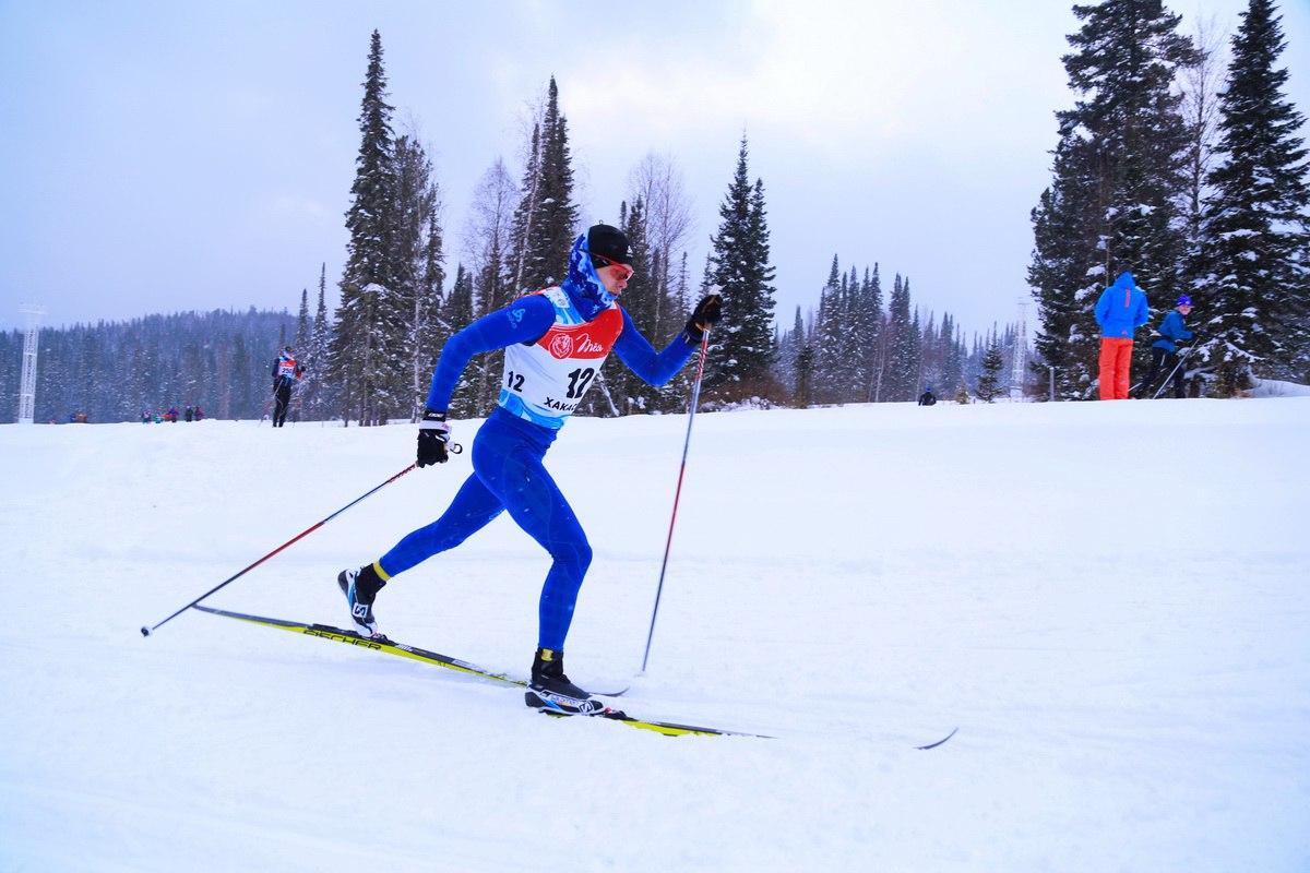 Соревнование лыжи картинки