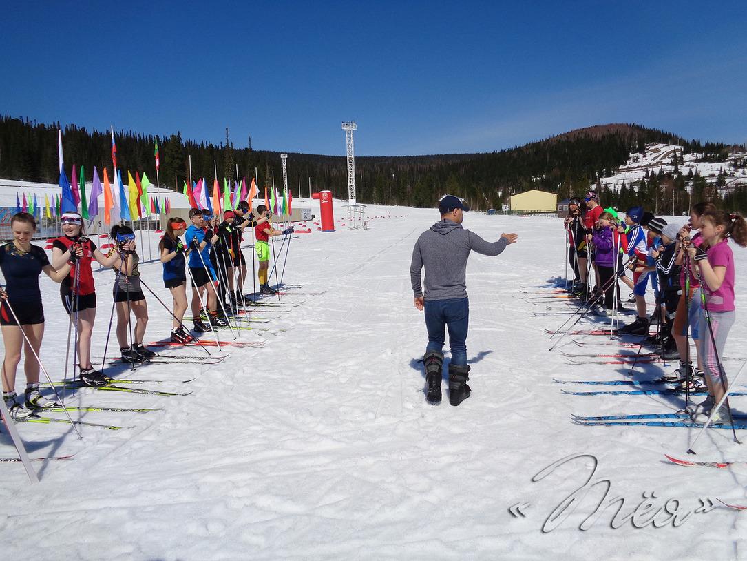 Фото лыжного курорта норвегии очень редки